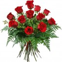 букет из 12 роз
