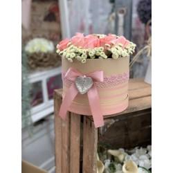 Caja de flores sorpresa