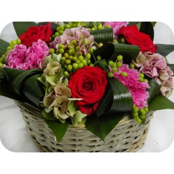 Arreglo floral (Flower arrangement)
