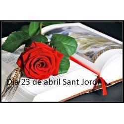 Ramo 3 rosas san Jordi