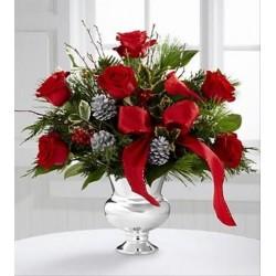 rosas navideñas. XMAS roses